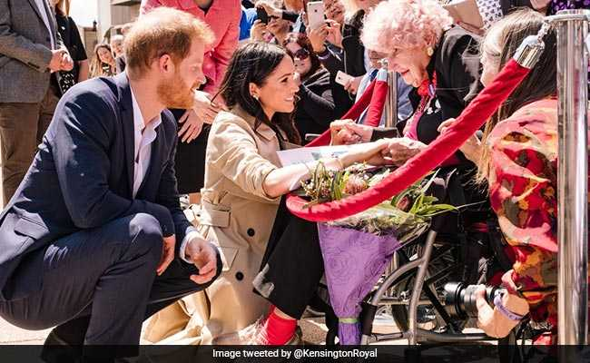 What Prince Harry's 98-Year-Old Friend Told Meghan On Pregnancy
