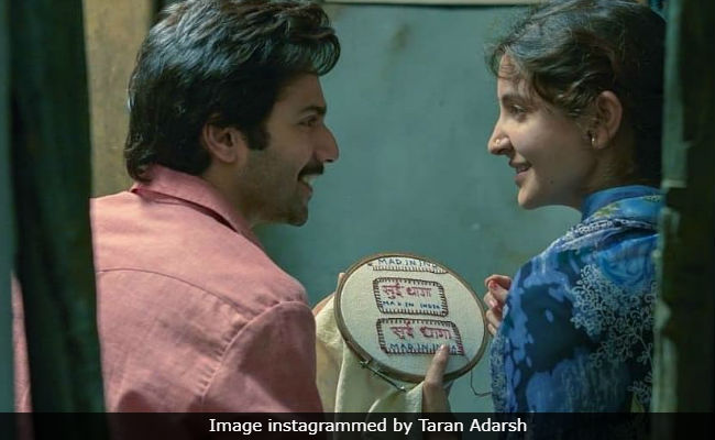 Sui Dhaaga Box Office Collection Day 5: Anushka Sharma And Varun Dhawan's Film Way Past Halfway To 100 Crore
