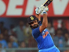 India vs West Indies: Rohit Sharma Could Equal Sachin Tendulkar