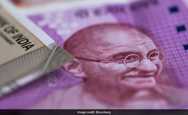 Rupee Edges Higher By 9 Paise Against Dollar