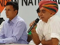 Congress Fields BJP Veteran Jaswant Singh's Son Against Vasundhara Raje