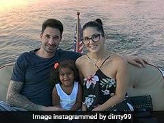 Sunny Gifts Baby Nisha A Vacation On Birthday. Pics Here