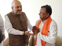 Major Setback For Congress In Chhattisgarh, Senior Leader Joins BJP