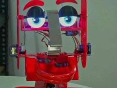 Made In India, A Robot That Can Imitate 25 Human Expressions