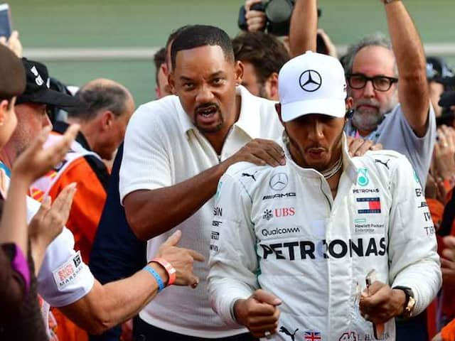 Watch: Will Smith Kidnaps Lewis Hamilton In Hilarious Video, Takes His Place In Abu Dhabi GP