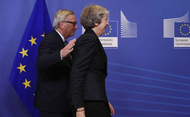Theresa May Heads To Brussels As Spain Threatens Brexit Deal