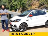 Video : Tata Tigor JTP: Review