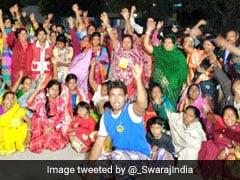 Sleepless Night, Tea, Volunteering Doctors As Farmers Protest In Delhi