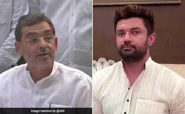 लोजपा नेता चिराग पासवान का केंद्रीय मंत्री उपेंद्र कुशवाहा पर निशाना, बोले- 'दो नावों की सवारी' ठीक नहीं