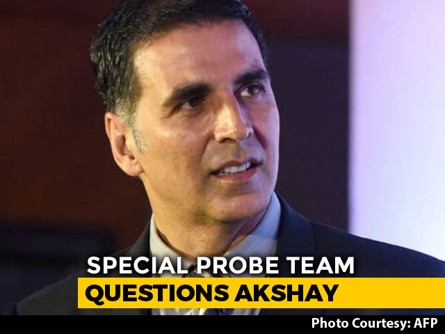 Video : Akshay Kumar, Named In Punjab Sacrilege Case, Appears Before Probe Team
