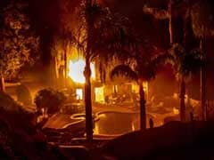 """Exceptionally Scary"": 25 Dead In Worst Wildfire In California's History"