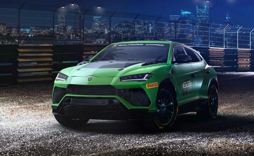 Lamborghini ST-X