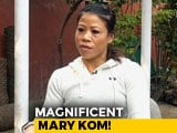 I Put My Heart And Soul Into Training, Says Mary Kom