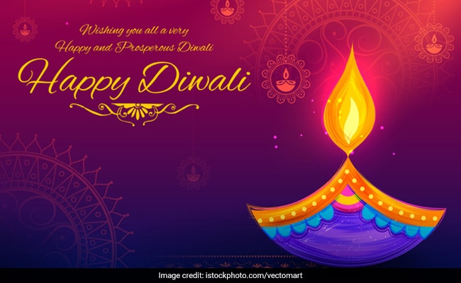 diwali 2018 is traditionally celebrated by lighting diyas and candles