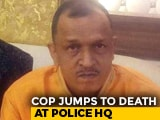 Video : Senior Delhi Cop Dies Allegedly After Jumping Off Headquarters Building