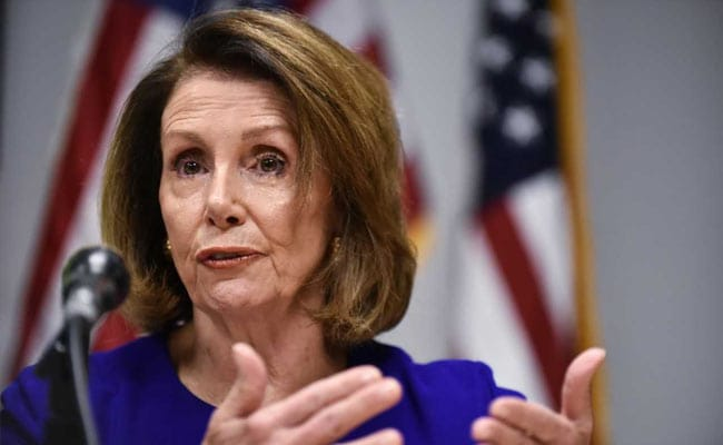 Nancy Pelosi Claims Democrats Nomination To Be US House Speaker