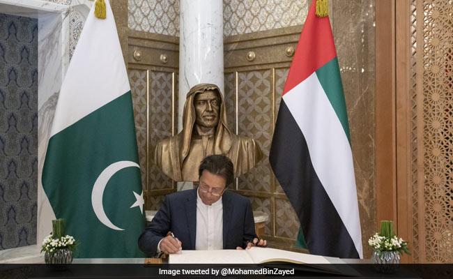 Imran Khan Visits UAE, Likely To Seek $6 Billion Financial Aid: Report