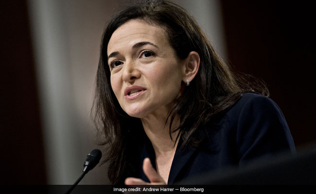 Will 'Double Check': Sheryl Sandberg On Facebook Hiring Political Firm