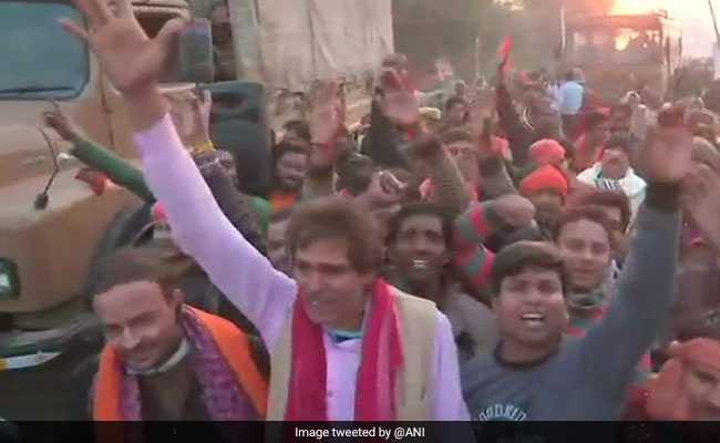 Ayodhya Live Update: शिवसेना, राम मंदिर के मुद्दे को कैसे हड़प सकती है, जिन लोगों ने उत्तर भारतीयों को मारा वे राम की सेवा कैसे कर सकते हैं : बीजेपी विधायक सुरेंद्र सिंह