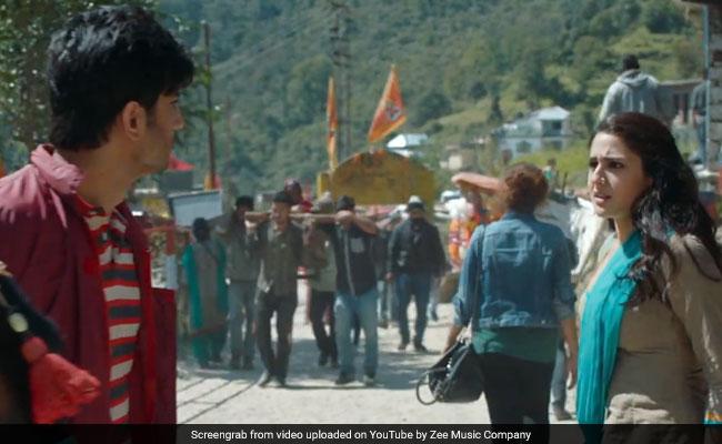 Video: सारा अली खान से खफा हुए सुशांत सिंह राजपूत, रोते हुए बोलीं- 'मौत से ज्यादा मारेगी नाराजगी तेरी'