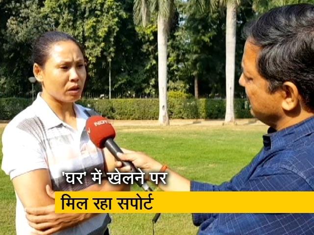 Videos : वर्ल्ड बॉक्सिंग चैंपियनशिप को लेकर जानिए क्या बोलीं पूर्व चैंपियन सरिता देवी ?