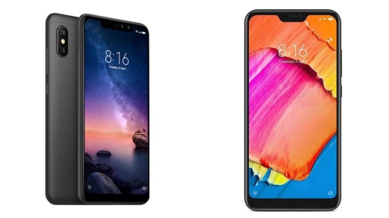 Xiaomi Redmi Note 6 Pro और Xiaomi Redmi 6 Pro में कौन बेहतर?