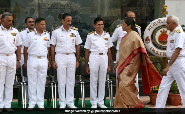 Indian Navy Considers Recruiting Women As Sailors, Say Sources
