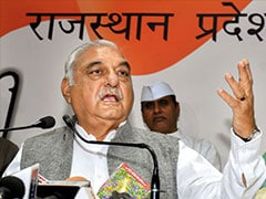 CBI Raids Former Haryana Chief Minister BS Hooda In Land Deal Case