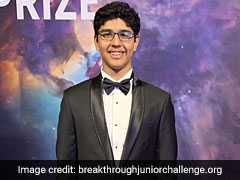 Bengaluru Teen Wins $400,000 Prize For Global Science Video Competiton