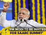 Video : PM Modi To Be Invited To SAARC Summit, Says Pak Foreign Office