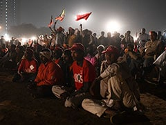 Land, Not Bullet Train: Voices From Maharashtra In Delhi's Kisan March
