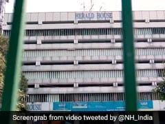 नेशनल हेराल्ड हाउस केस: दिल्ली HC की सिंगल बेंच के फैसले को चुनौती, दो हफ्ते में खाली करने का था आदेश