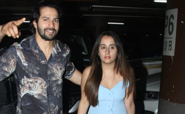 Trending: Varun Dhawan And Girlfriend Natasha Dalal's Jetsetting Weekend