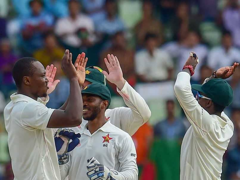 Tendai Chatara, Sikandar Raza Put Zimbabwe On Top In First Bangladesh Test
