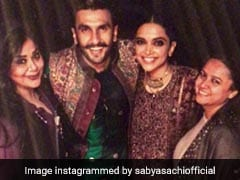 New Pic Of Deepika Padukone And Ranveer Singh From The Couple's <I>Chooda</I> Ceremony. Seen Yet?