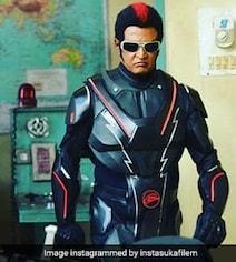 2.0 Box Office: रजनीकांत की फिल्म 'Robot 2.0' ने छुआ जादुई आंकड़ा, कर डाली रिकॉर्डतोड़ कमाई