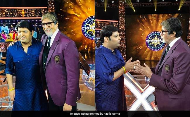 कपिल शर्मा ने कह दिया कुछ ऐसा कि निकले अमिताभ बच्चन के आंसू, KBC फिनाले में खूब जमी जोड़ी....