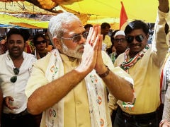 'Achche Din Won't Come': PM Lookalike Who Ditched BJP Ally For Congress