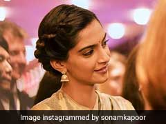 Sonam Kapoor's Caption For This Pic Is Making The Internet ROFL
