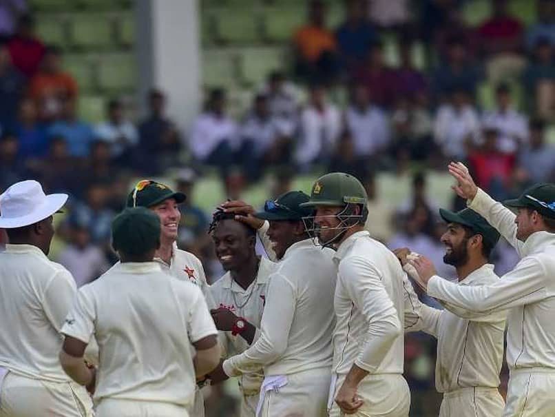 Zimbabwe Beat Bangladesh By 151 Runs For 1st Test Win In 5 Years