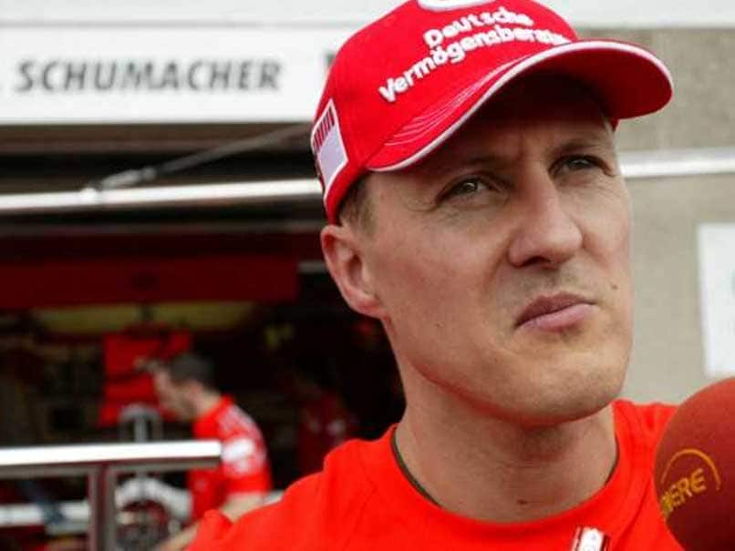 Family Of Michael Schumacher have released an unseen footage of him