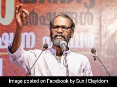 Danger Marks In Saffron Drawn On Office Doors Of Kerala Writer: Cops