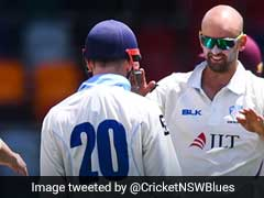 Watch: Australian Wicketkeeper Shows Superhuman Reflexes With Stunning Catch In Sheffield Shield Match