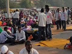 एक बार फिर सड़कों पर उतरे अन्नदाता, ठाणे से मुंबई तक मार्च कर रहे 20 हजार किसान