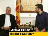 Video : Sri Lanka Crisis: 1 Country, 2 PMs?