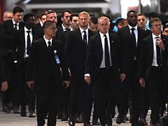 Leicester City Footballers In Bangkok To Pay Respects To Late Owner