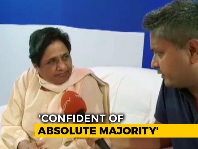 Congress, BJP Are Saanpnath-Naagnath: Mayawati On Tie-Ups After Polls