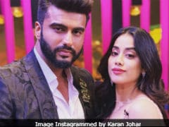 <i>Koffee With Karan</i> 6: Janhvi Kapoor And Arjun Kapoor Spill The Beans On Their Equation,  Relationship Status And More