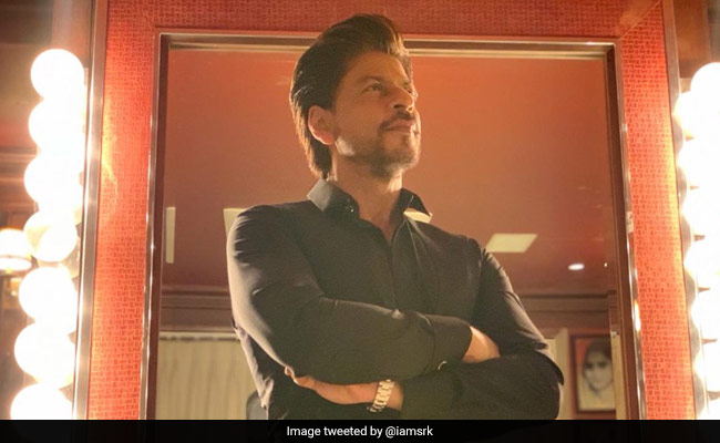 BJP MLA wants 'objectionable' scenes removed from Shah Rukh Khan's 'Zero'