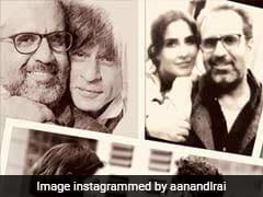 <I>Zero</I> Director Thanks Shah Rukh Khan, Katrina Kaif and Anushka Sharma For 'Heartfelt Journey'
